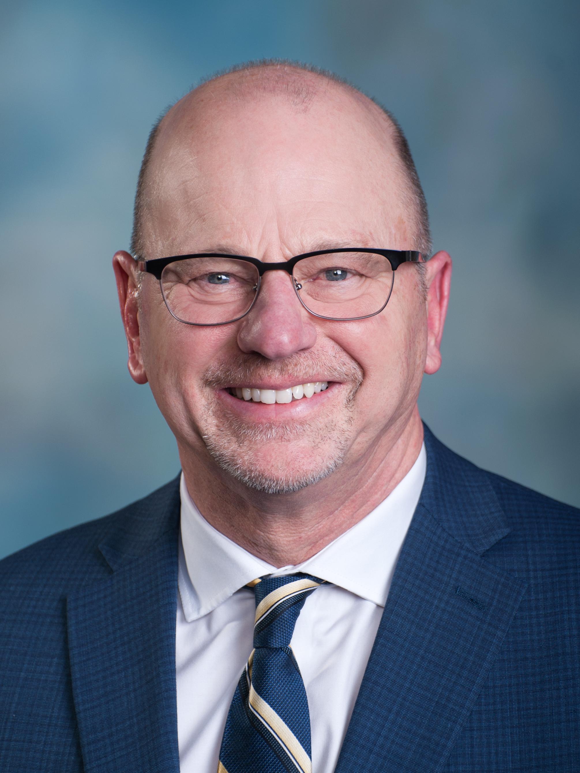 Board Member Tim Mihalick